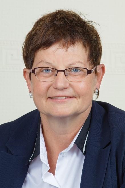 Wahl der neuen Verbandsvorsteherin Ute Hustig